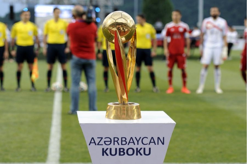 Azərbaycan Kubokunun püşkü atılacaq -