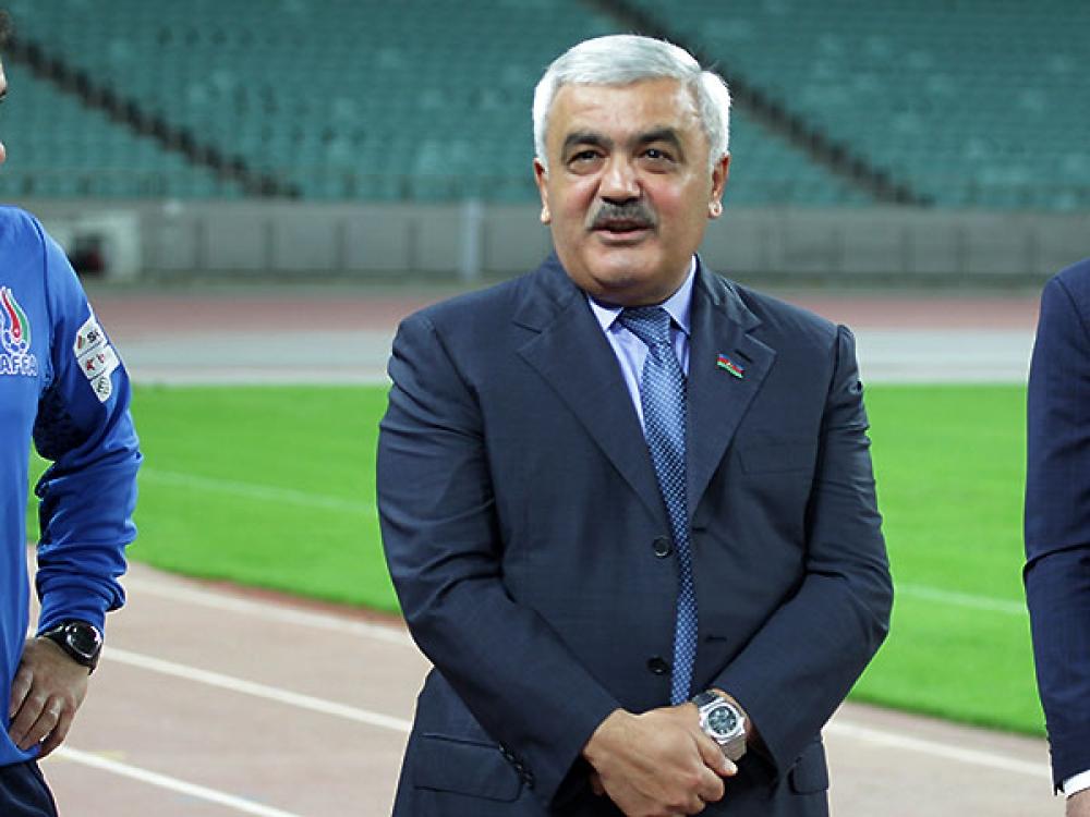 """Rövnəq Abdullayev: """"Çalışaq, futbolumuza haram qatmayaq"""""""