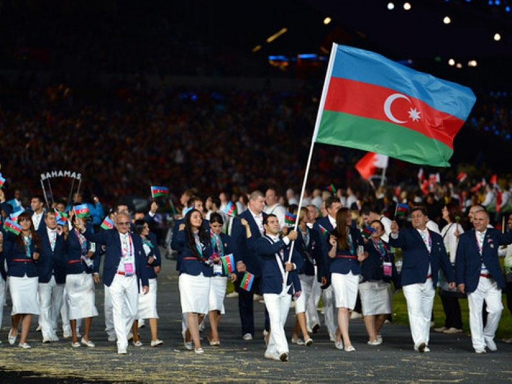 Olimpiya Oyunlarında Azərbaycanı iki bayraqdar təmsil edəcək